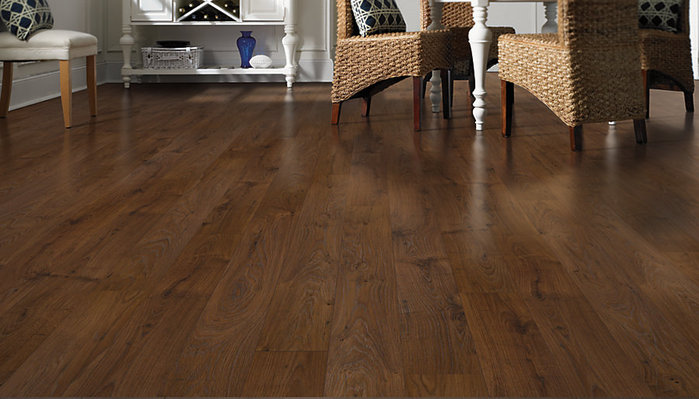 Barrington Laminate By Mohawk Toasted Chestnut Color 13180